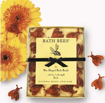 bath bees