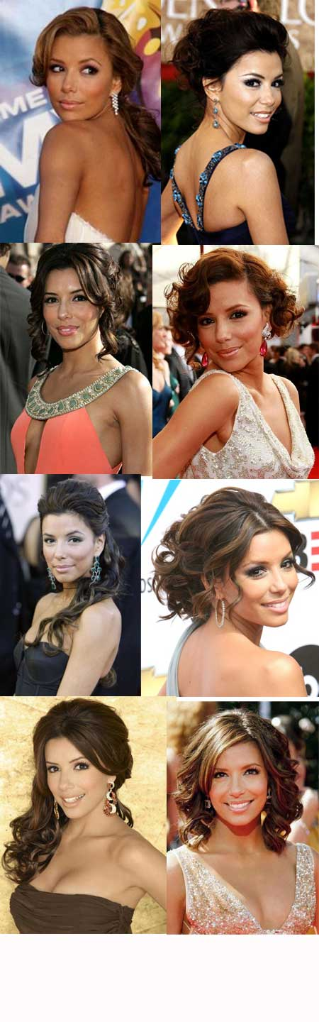 When searching for the perfect wedding hairstyle, the best place to look is