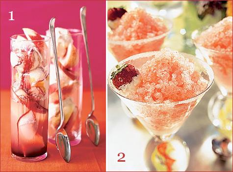 dessert champaign