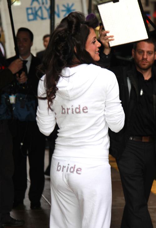 Custom Bridal Sweatsuits - Bridal Party Tees