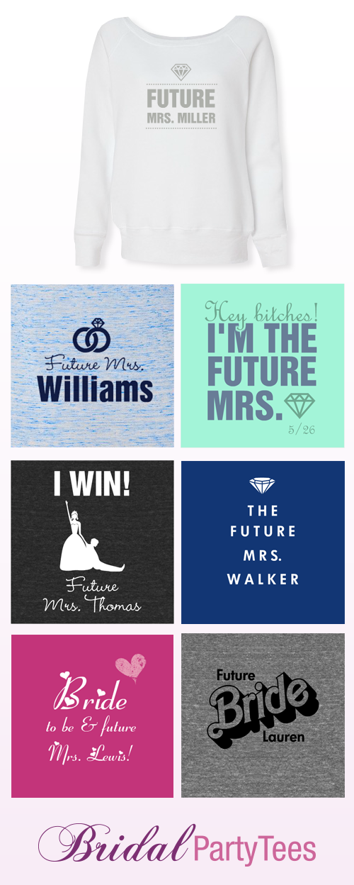 Future Mrs. Shirts