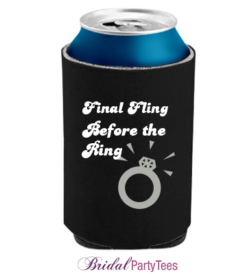 Bachelorette Party Can Cooler