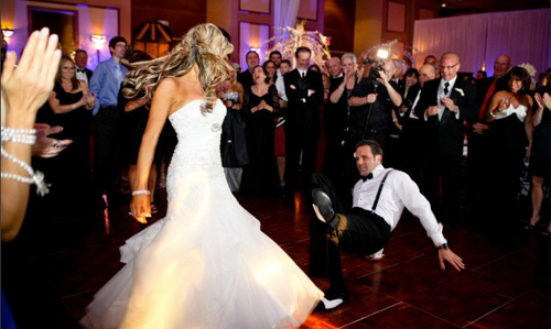 Top 5 Wedding Dance Routines
