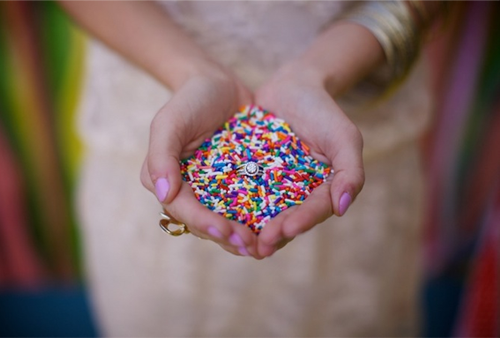 Wedding-sprinkles