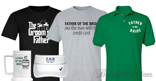 Father of the Bride and Groom Gifts