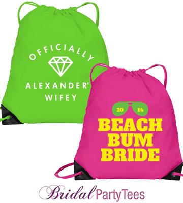 Custom Neon Bags