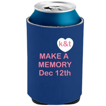 Make A Memory Can Cooler The Official KOOZIE Can Kooler