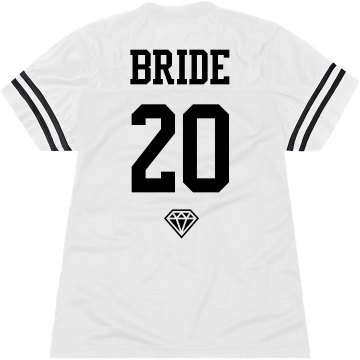 Fun Team Bride Jersey