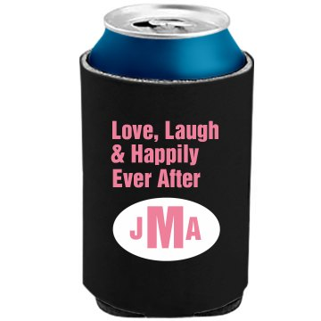 Monogramed Love  The Official KOOZIE Can Kooler