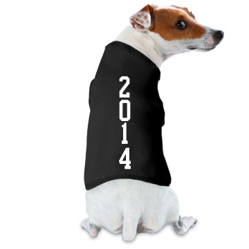 Save the Date Dog Tee Doggie Skins Dog Ringer Tee