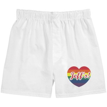 Jeff&#x27;s Love Boxers Unisex Robinson Boxer Shorts