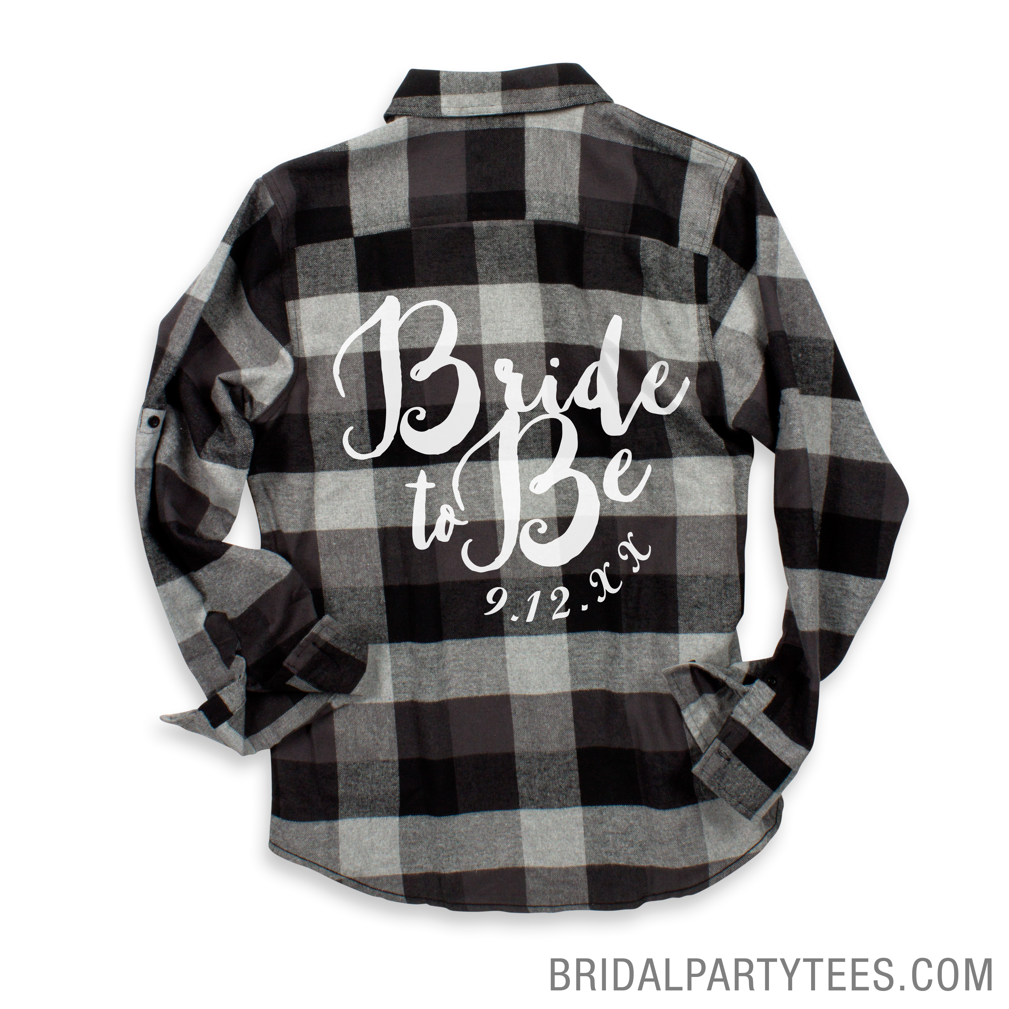 Bridal Flannel Shirts