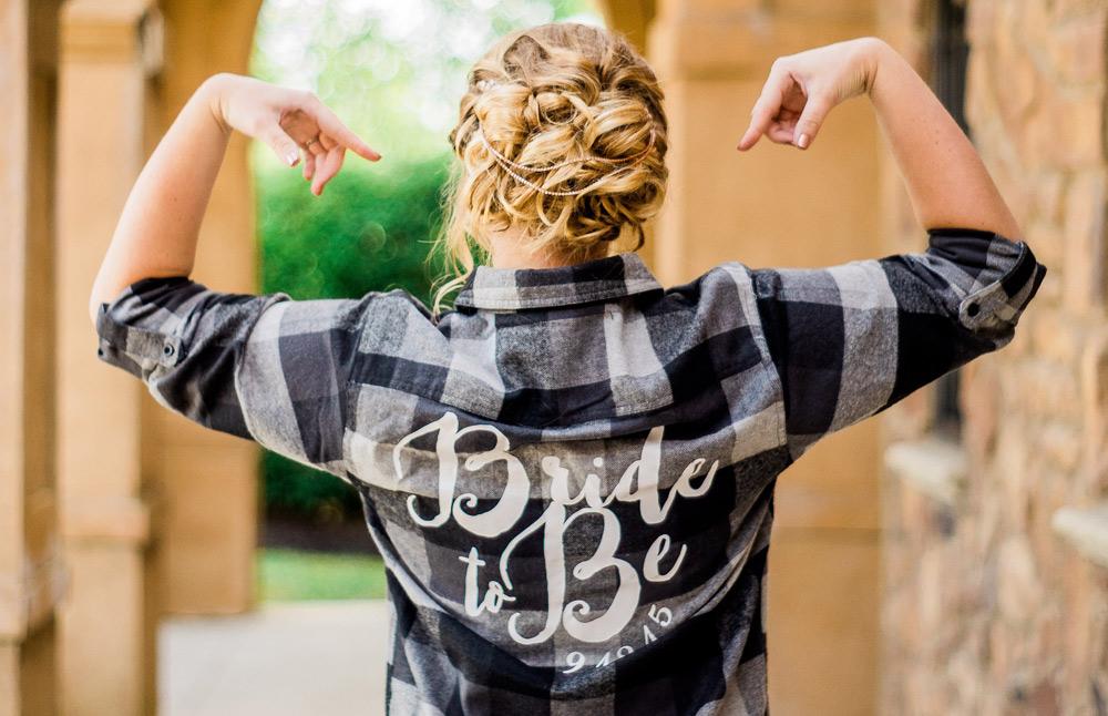 Bridal Flannel Shirts